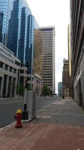 Mehr oder weniger City Life.