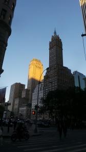 Ich hätte auch jedes Gebäude fotografieren können...