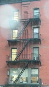 Ich liebe diese Treppen. Irgendwie nur eine Wohnung bewohnt.