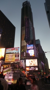 Times Square...