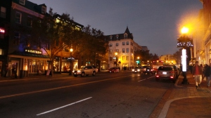 Gemütlichkeit in Georgetown
