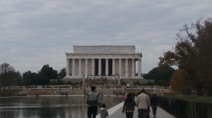 Lincoln Memorial außen