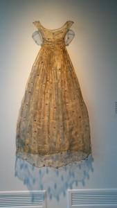 So schönes Kleid.