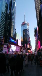 Dunkel und Licht, New York.