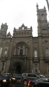 Das ist ein Gebäude der Tempelritter!!
