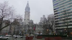 Die City Hall ist auch klasse!