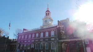 Independence Hall.